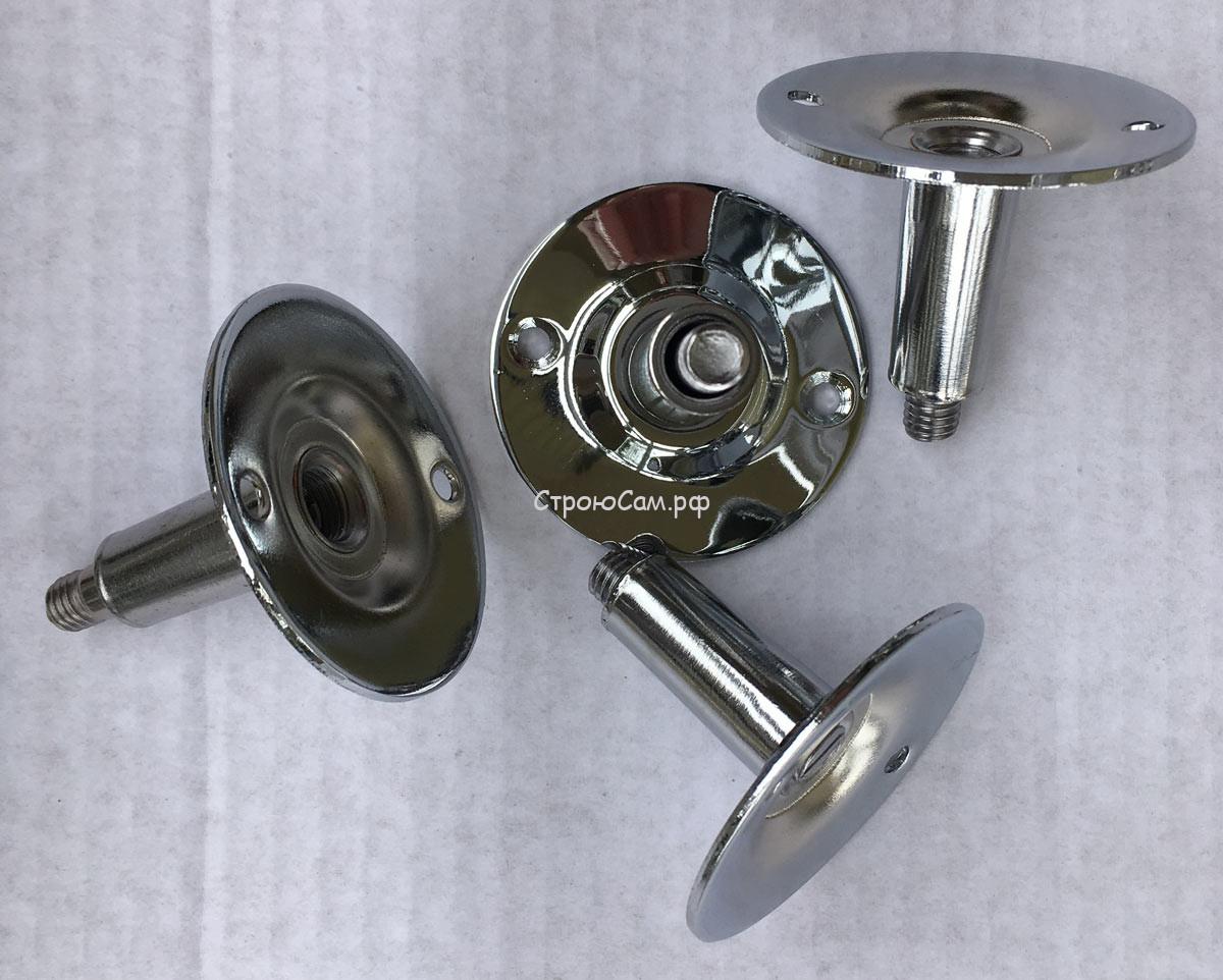 Телескопические держатели для водяного полотенцесушителя